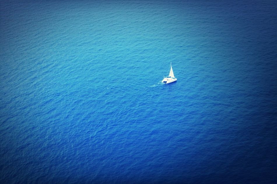 Beautiful stock photos of boat, Beauty In Nature, Blue, Boat, Day