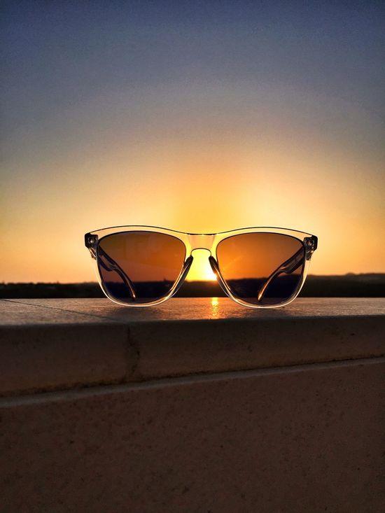 Sunset Sun Atardecer Sol Sunglasses Oakley Gafas De Sol  Summer Views 43 Golden Moments