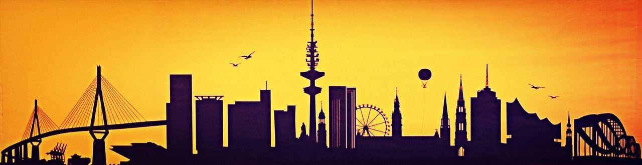 Feels Like Home. Skyline Tor Zur Welt Heimathafen