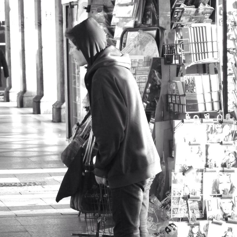newspapers eye4photography  eye4black&white  streetphotography blackandwhite black and white Black & White TheMinimals (less edit juxt photography) streetphoto_bw italianbrother by Giorgio (zaccaria_sumuru)