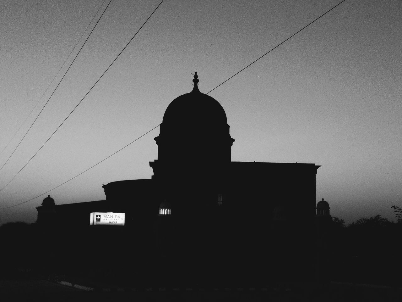 Silhouette Architecture Dawn Oneplus3photography EyeEm EyeEm Gallery Morning View EyeEmBestPics EyeEm Best Shots Black And White Photography B&W Collections