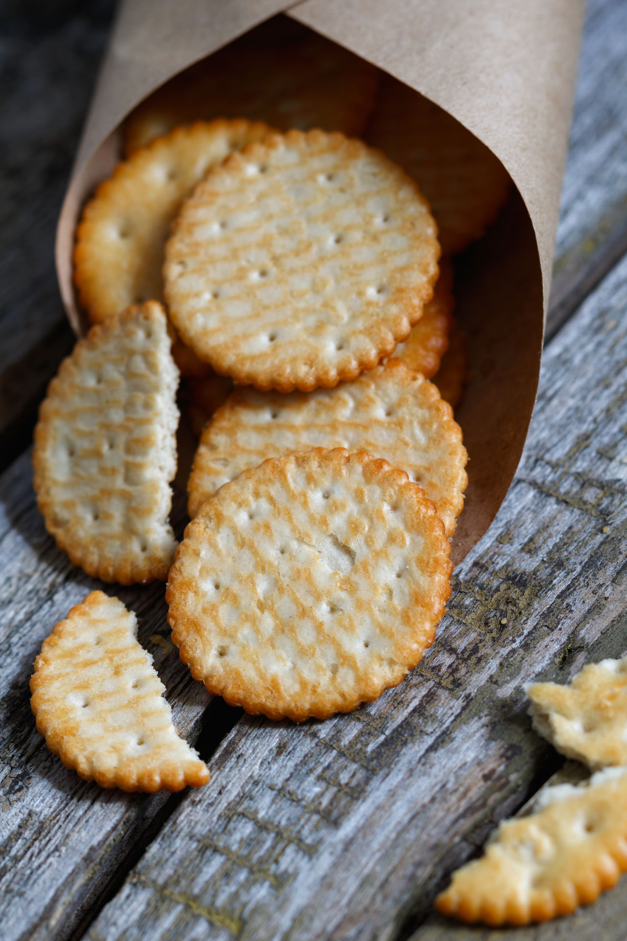 Cookies Bread Close-up Crackers Day Food Food And Drink Freshness Healthy Eating Indoors  No People Wood - Material