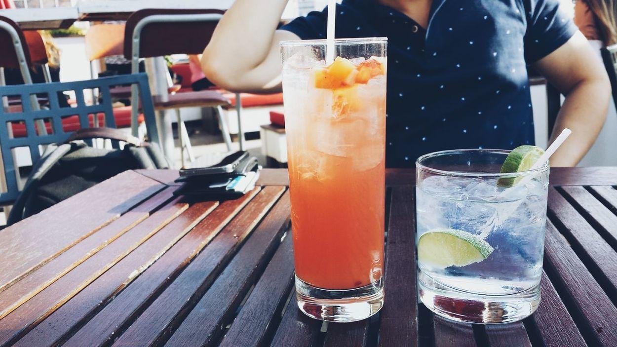Sangria Drinks Montréal On A Date