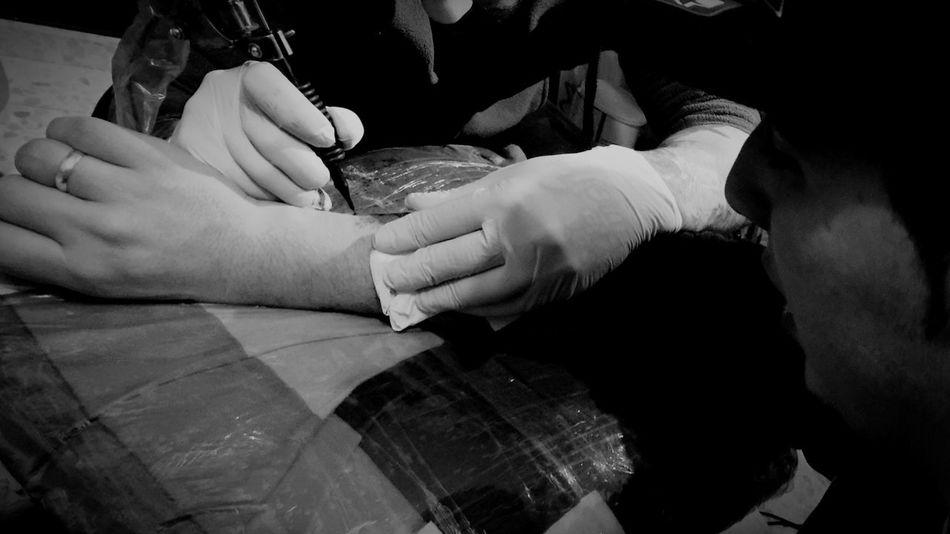 Tattoo Enjoying Life
