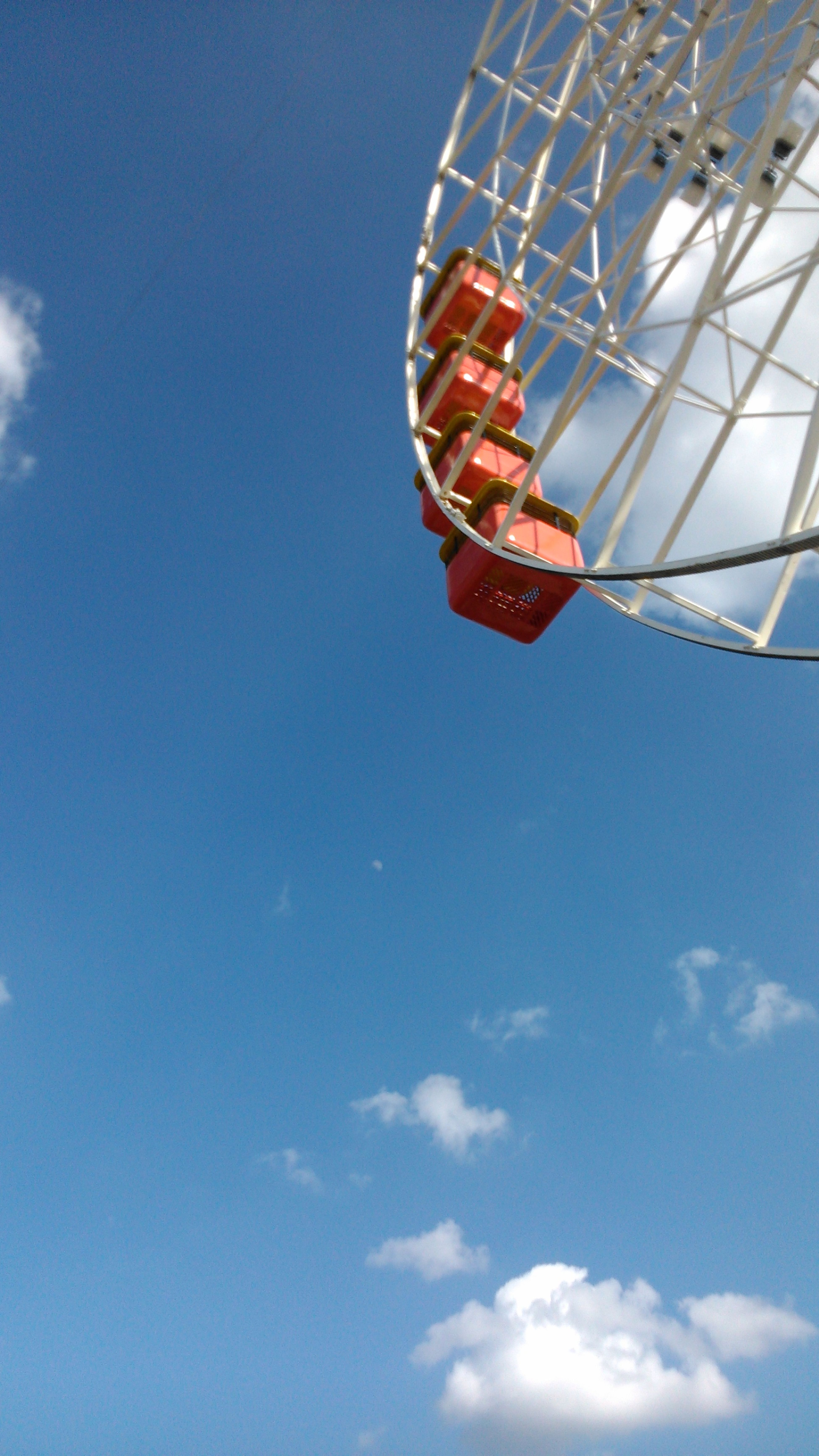 Sky And Circle First Eyeem Photo