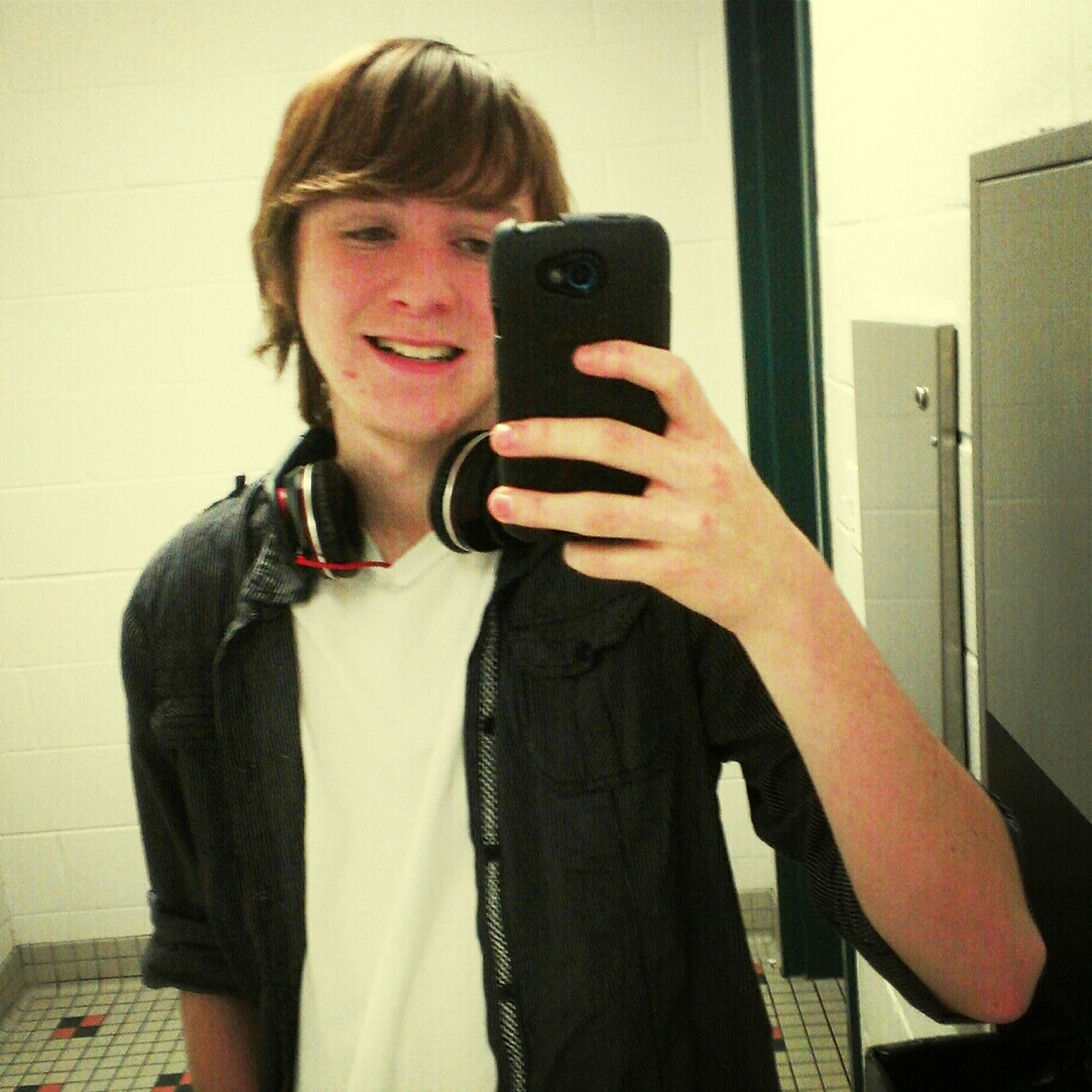 My Long Hair When I Had It