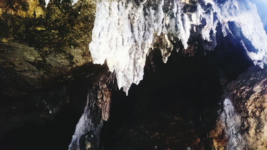 The Cave Cave Dark Stalactites Stalagmites Wonders Beauty In The Darkness Nature