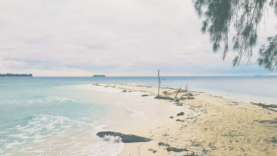Beach Island Pulau Semut Pulauseribu INDONESIA