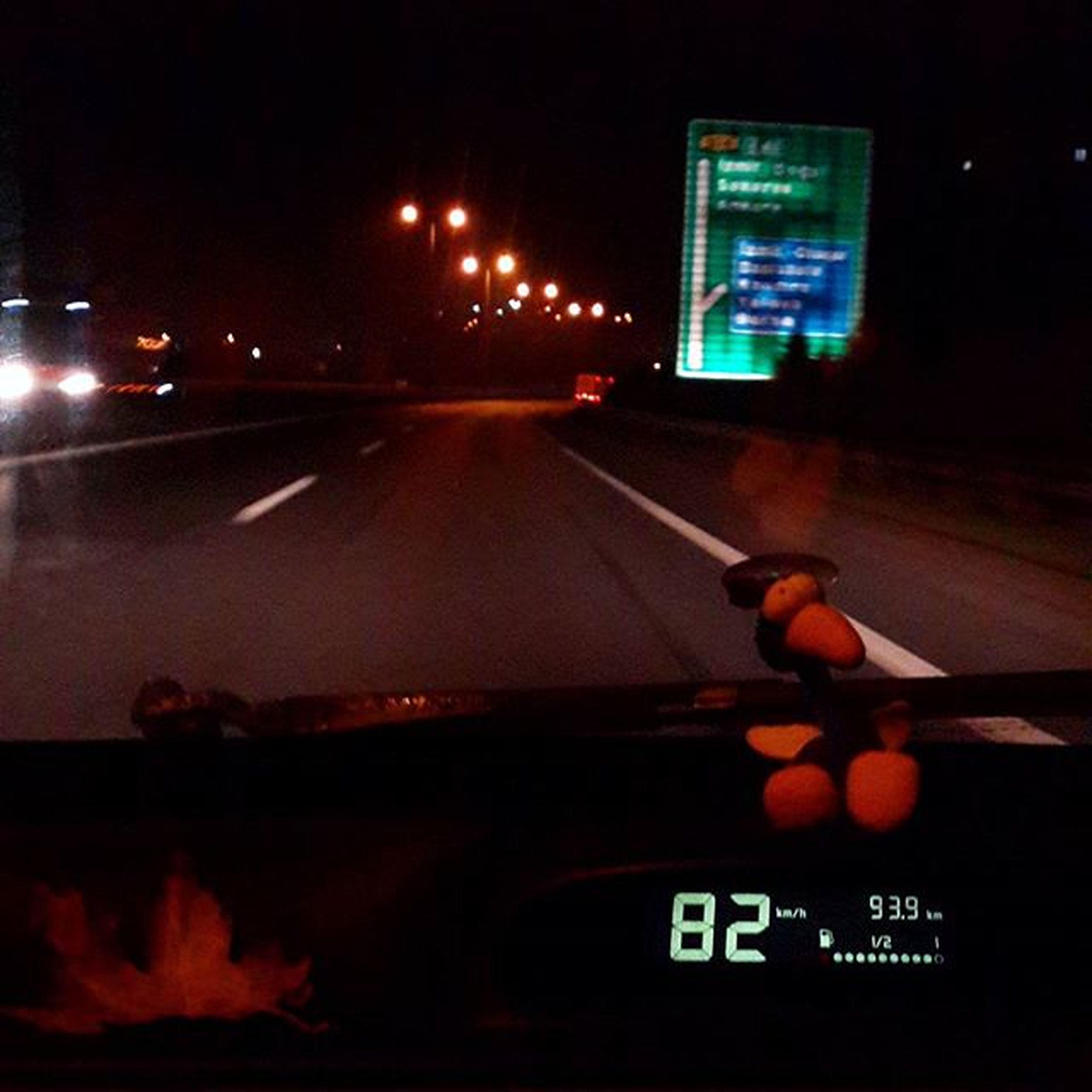 Istanbul Temotoyolu Bursayolunda Geceyolculuğu Düştümbenyollara Renaulttwingo