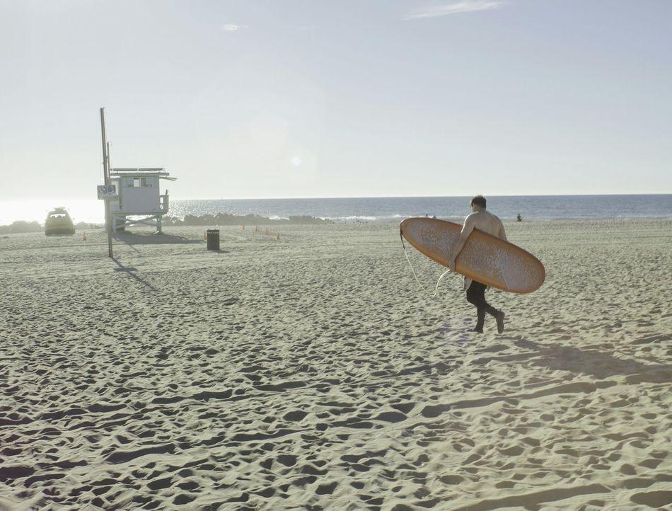 Beautiful stock photos of surf, Beach, Beach Hut, Beauty In Nature, Built Structure
