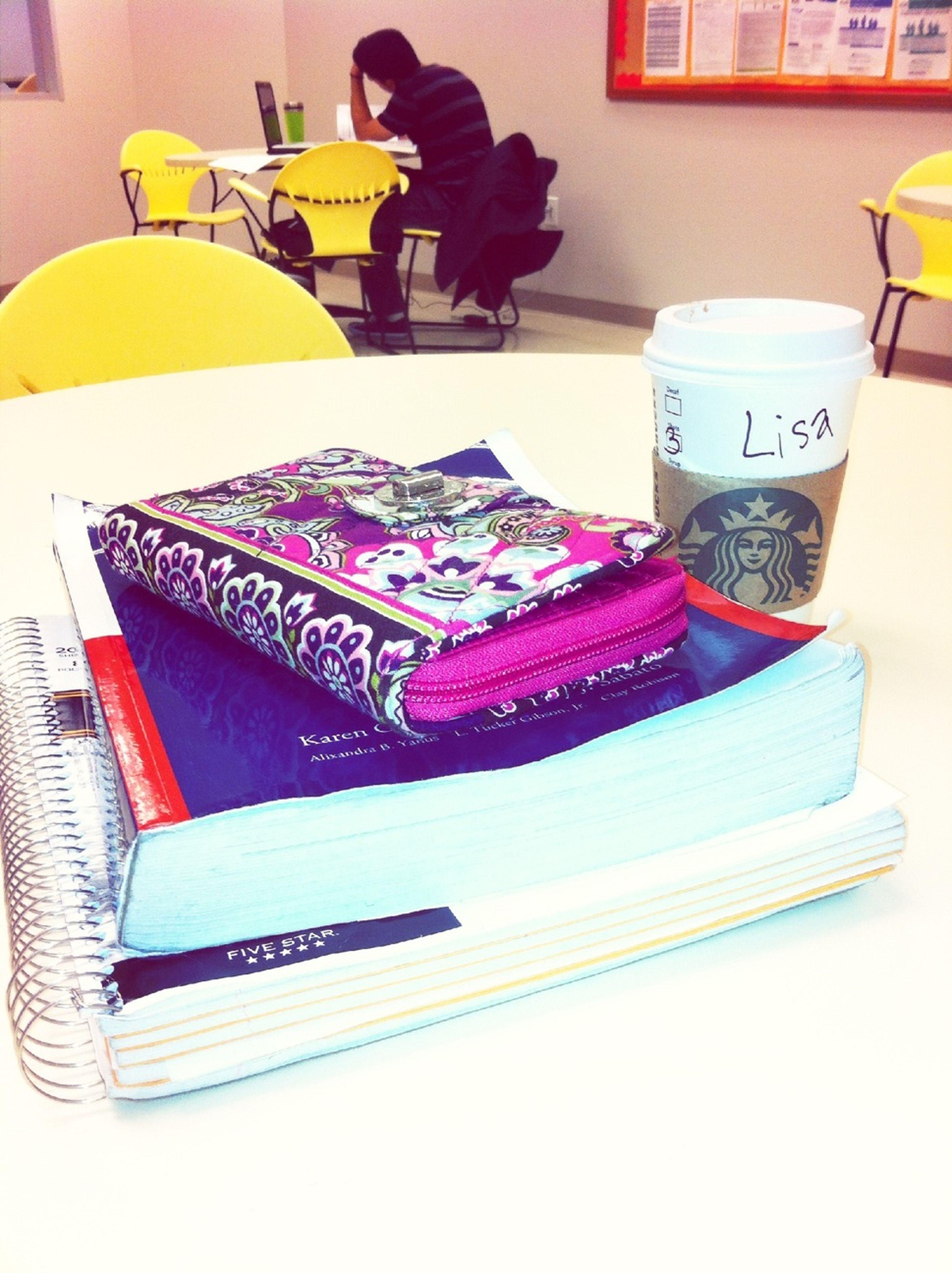 Studying ..
