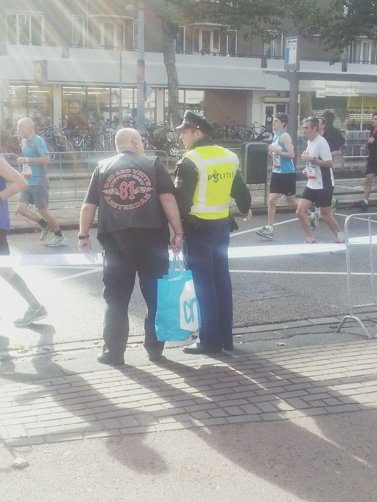 Marathon Hells Angels Police