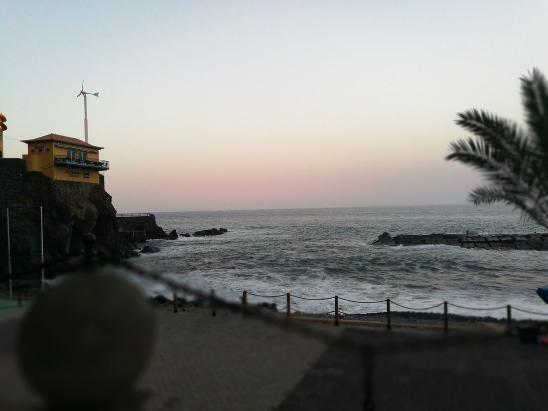 Fazosteusmomentos Pontadosol Morning Seaside Madeira Island