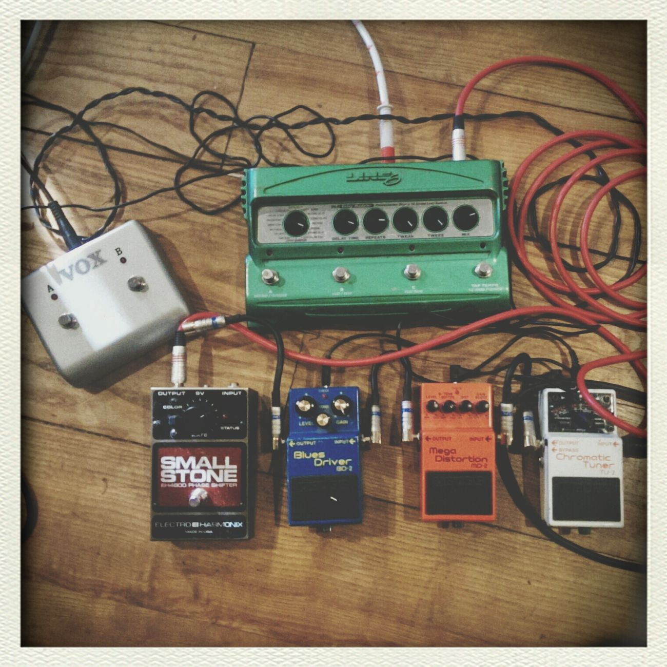 Making Noise with Pedals
