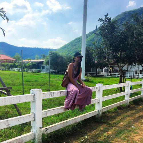 🌿🌿🌿 Farm Nature Photography Mlife Shiny Weather Green Happy Travel Sky Summer Thailand Huahin Lifestyles