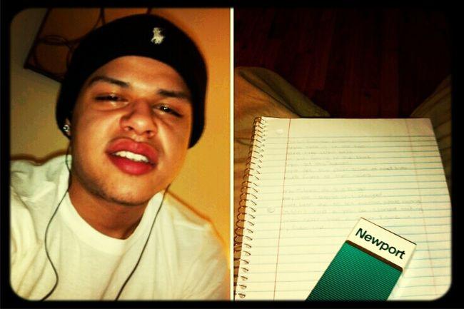 Late writing ' Late Night Writing '