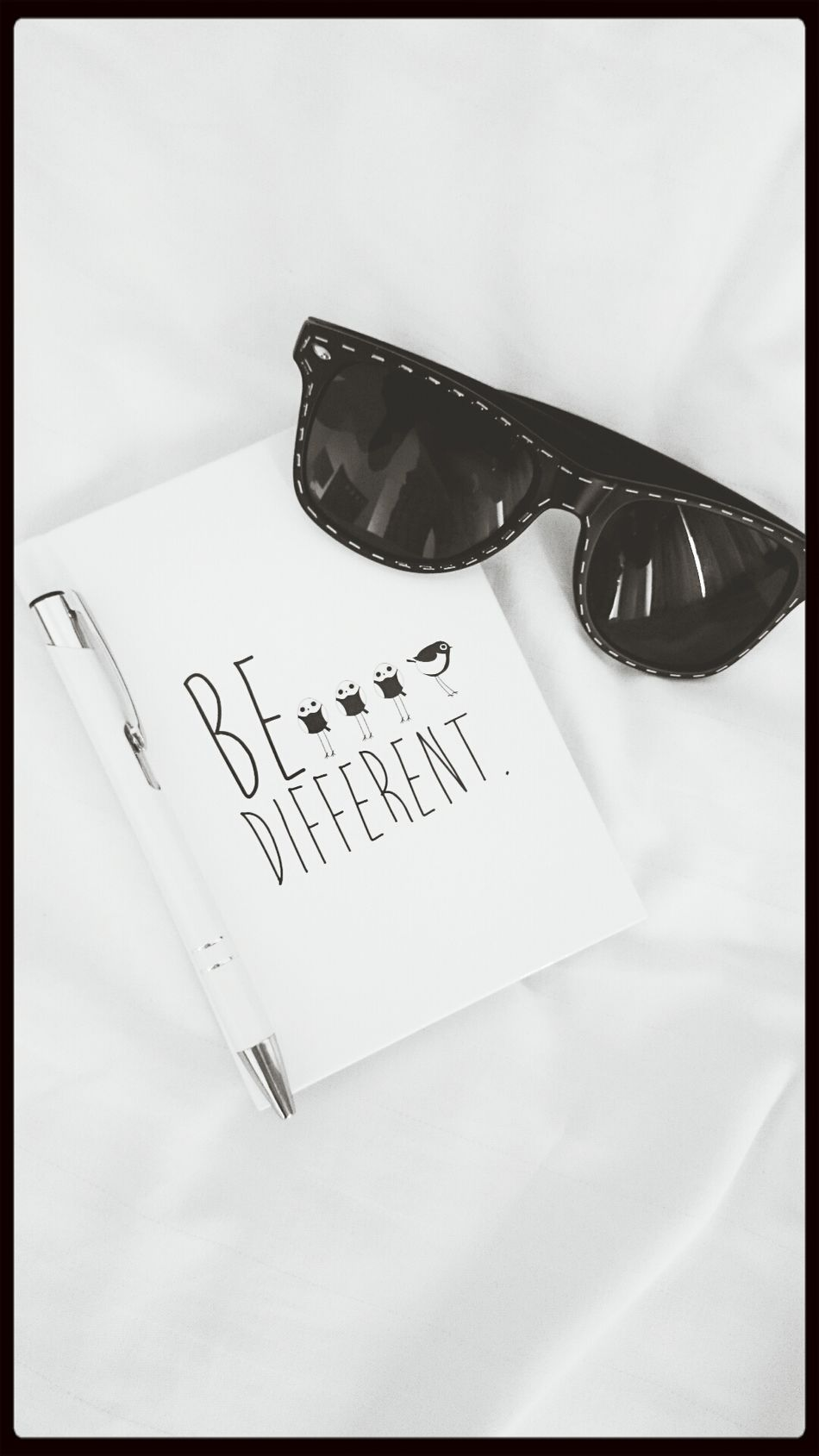 Be Different Good Time Infinitius White Life ?