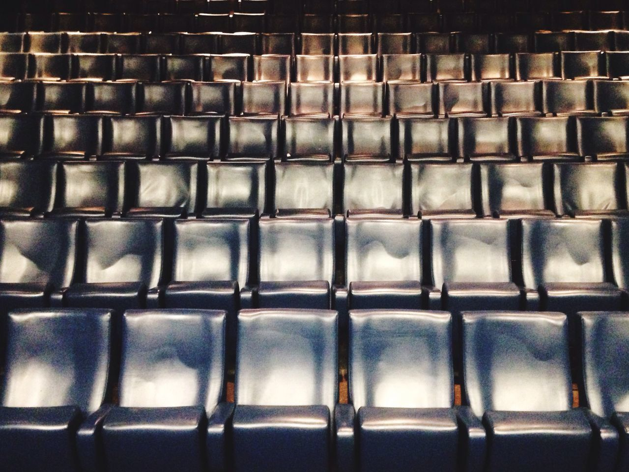 Cinema In Your Life Chairswithstories Seats Blue Inside Things