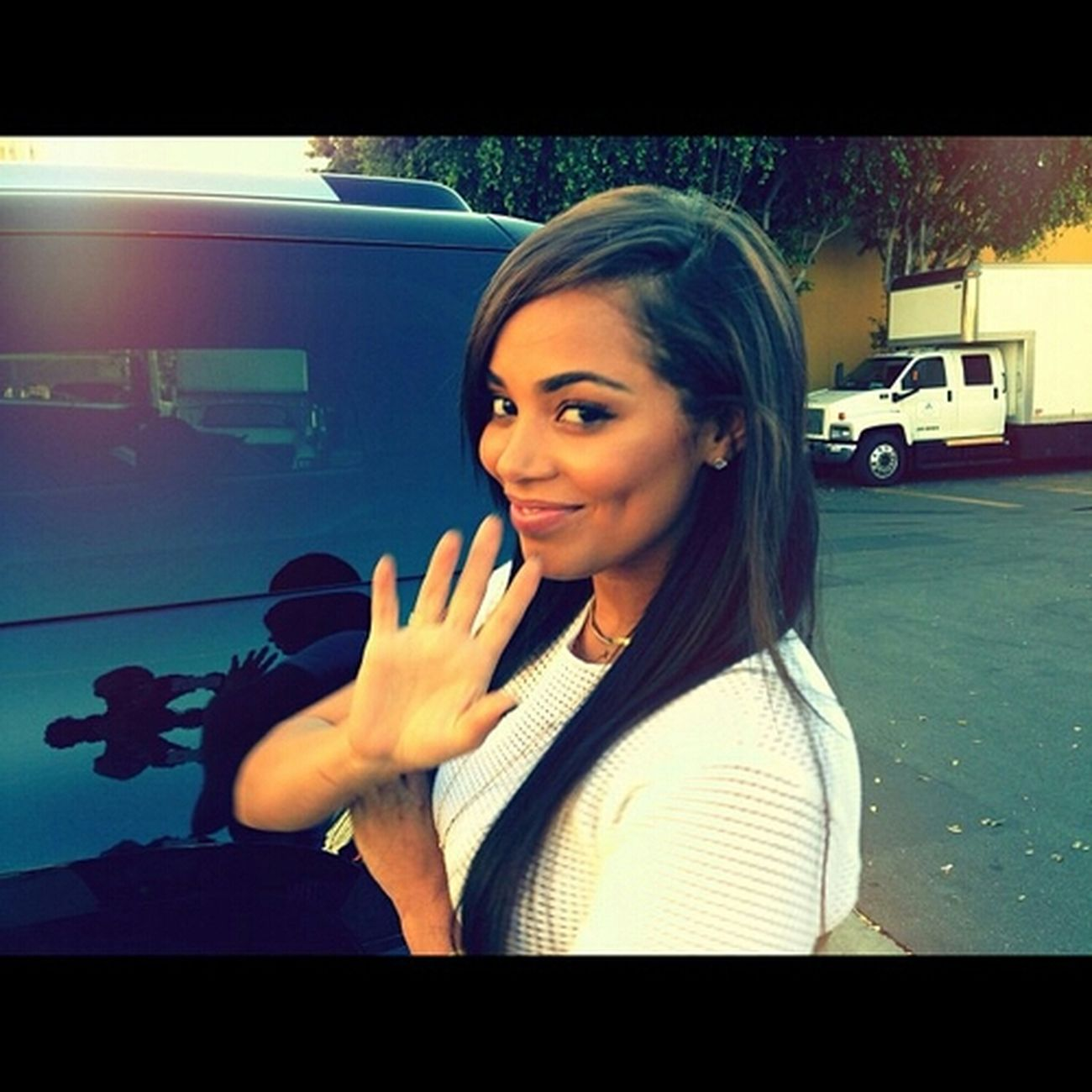 LAUREN LONDON IS SOOO BAD ♥