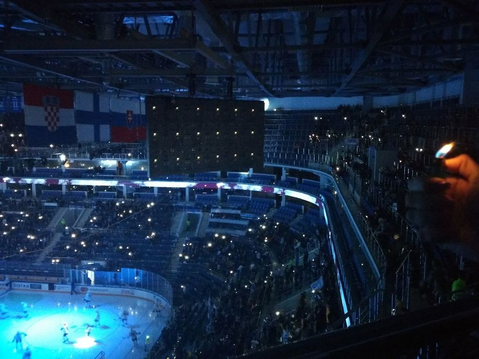Night People Ice Rink Moscow Sky Followme Pink Flowers Violet Neon Rosy Follow4follow F4F First Eyeem Photo City Hockey