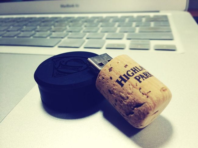 HighlandPark Cork USB Cute 很酷的軟木塞隨身碟