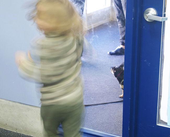 Childhood Dancing Boy Dizzy!!!!!!!!!!!! Free Happy Indoors  Joy Spinning Around Twirling