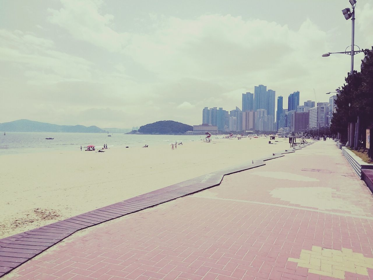 Summer Views South Sea In Busan Good Life Nature Photography On The Way