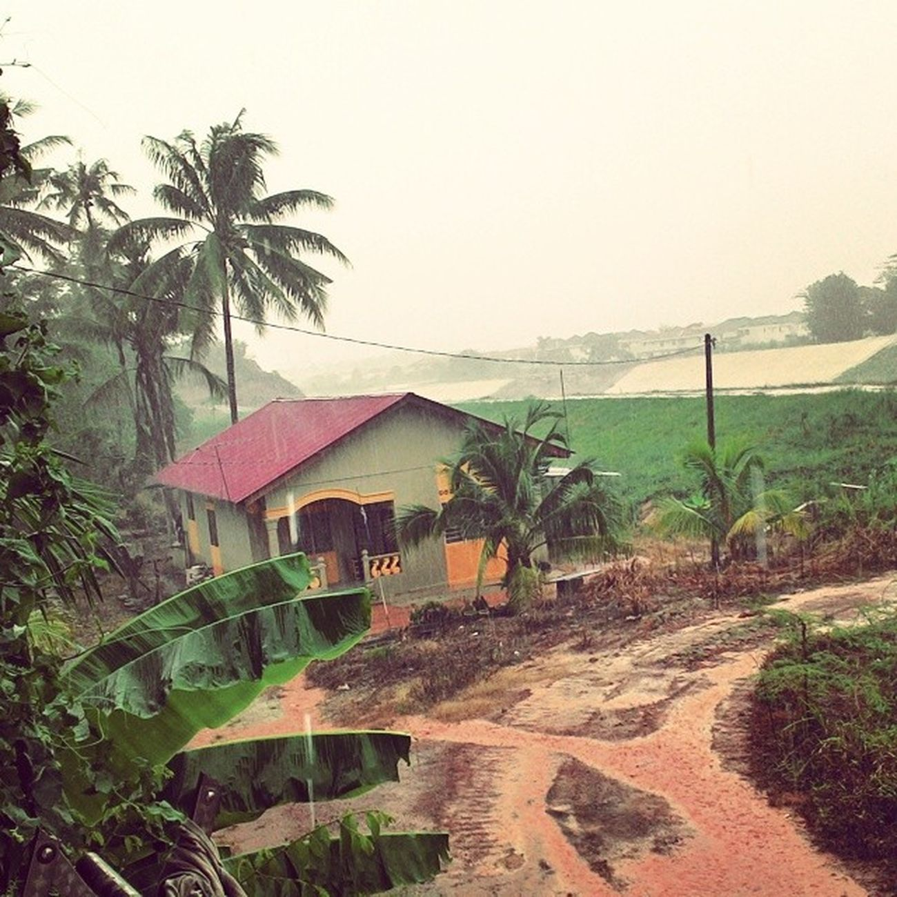 Hujanlebat Anginribut Segamat Rumahtepisungai praktikal snap2 akuxberapasukasangathashtag waaah amboi