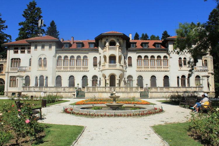 Vrana Parkmuseum Castle, Sofia, Bulgaria MyPhotography Nofilter