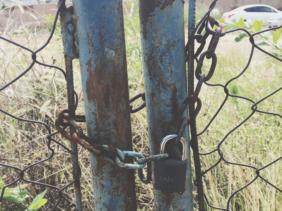 Metal Security Padlock Protection Outdoors Day Rusty No People Lock Close-up Nature Best Photos Exceptional Photography EyeEm Best Shots First Eyeem Photo Popular Photos