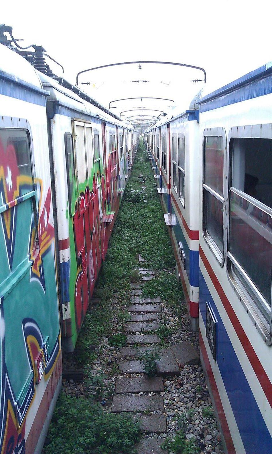 Haydar Haydarpasa Perpective Steel Taking Photos Art City Train Traveling Hi!