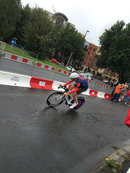 Bristol Tob2016 Cycling Time Trialling Team Wiggins