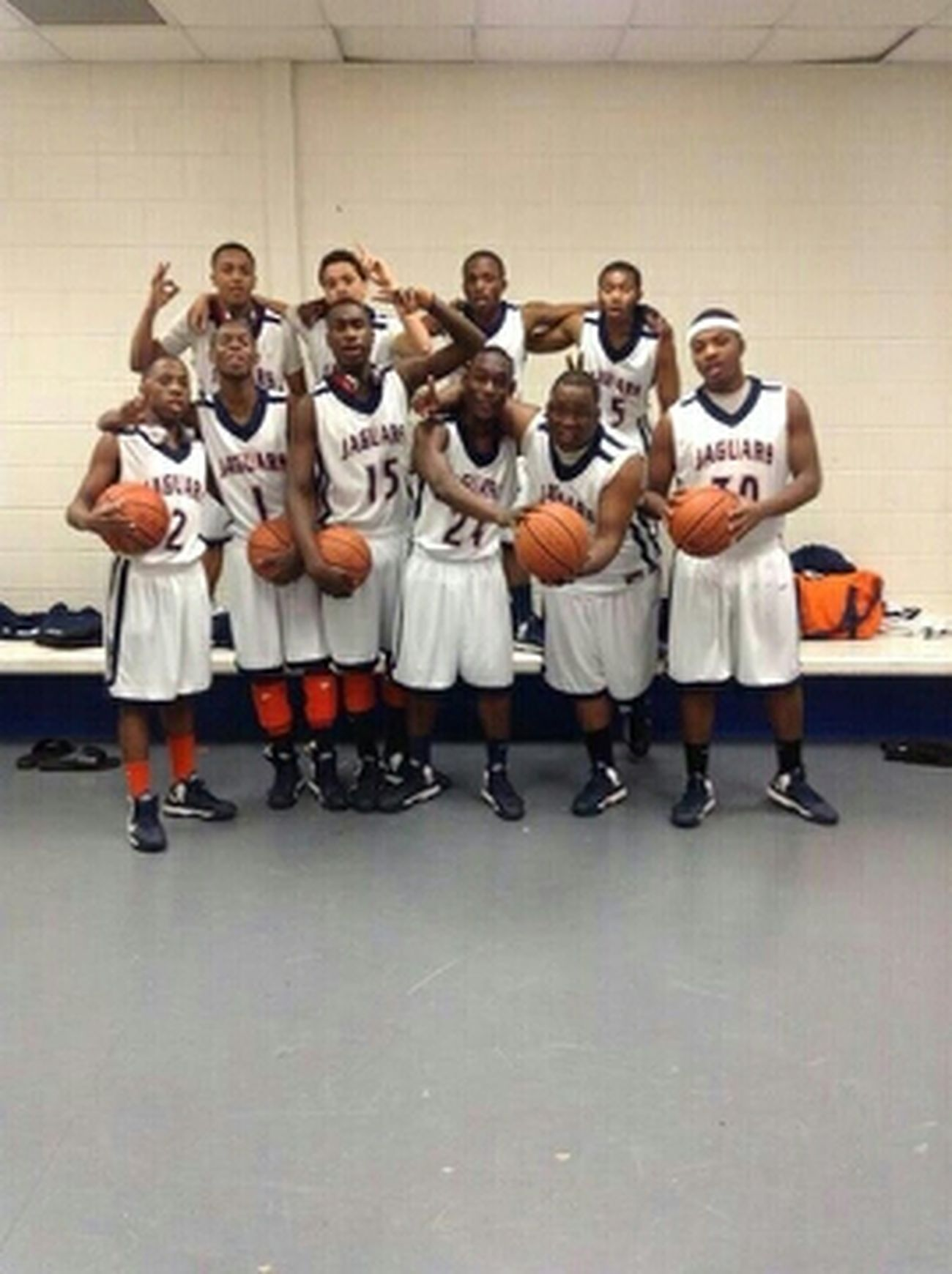 My Favorite Boys. #Jersey1 #TeamJosh ♥