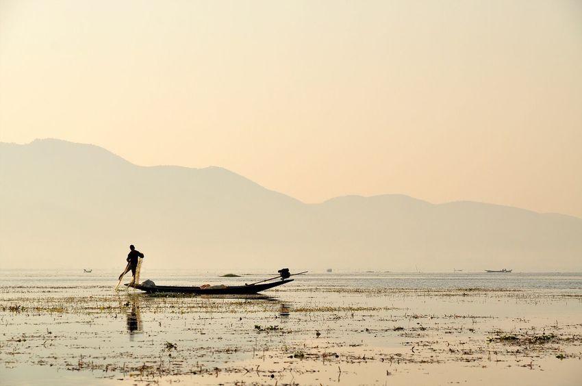 Photopackers Oksk EyeEm Selects Inle Lake Nyaungshwe Myanmar