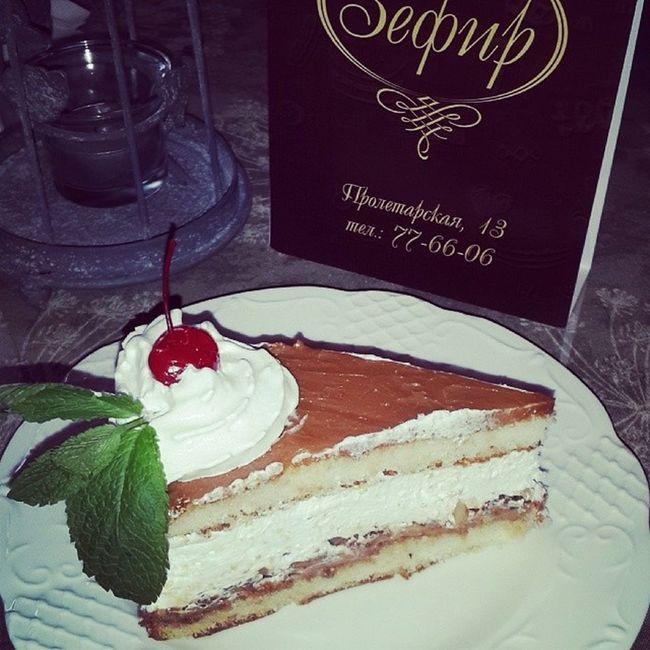 пирожное Вкусняшка