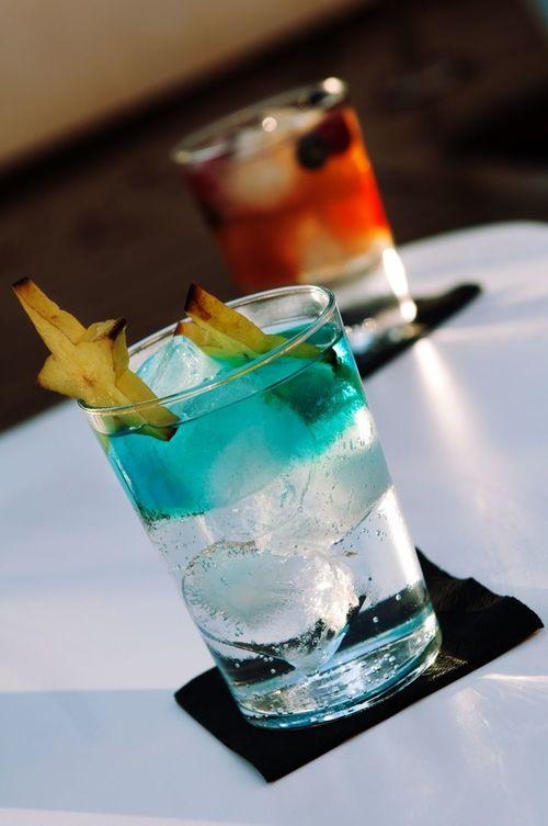 Cocktails Enjoying Life Style