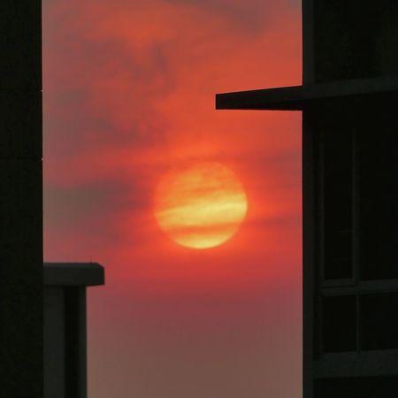 Sunset Evening Unedited
