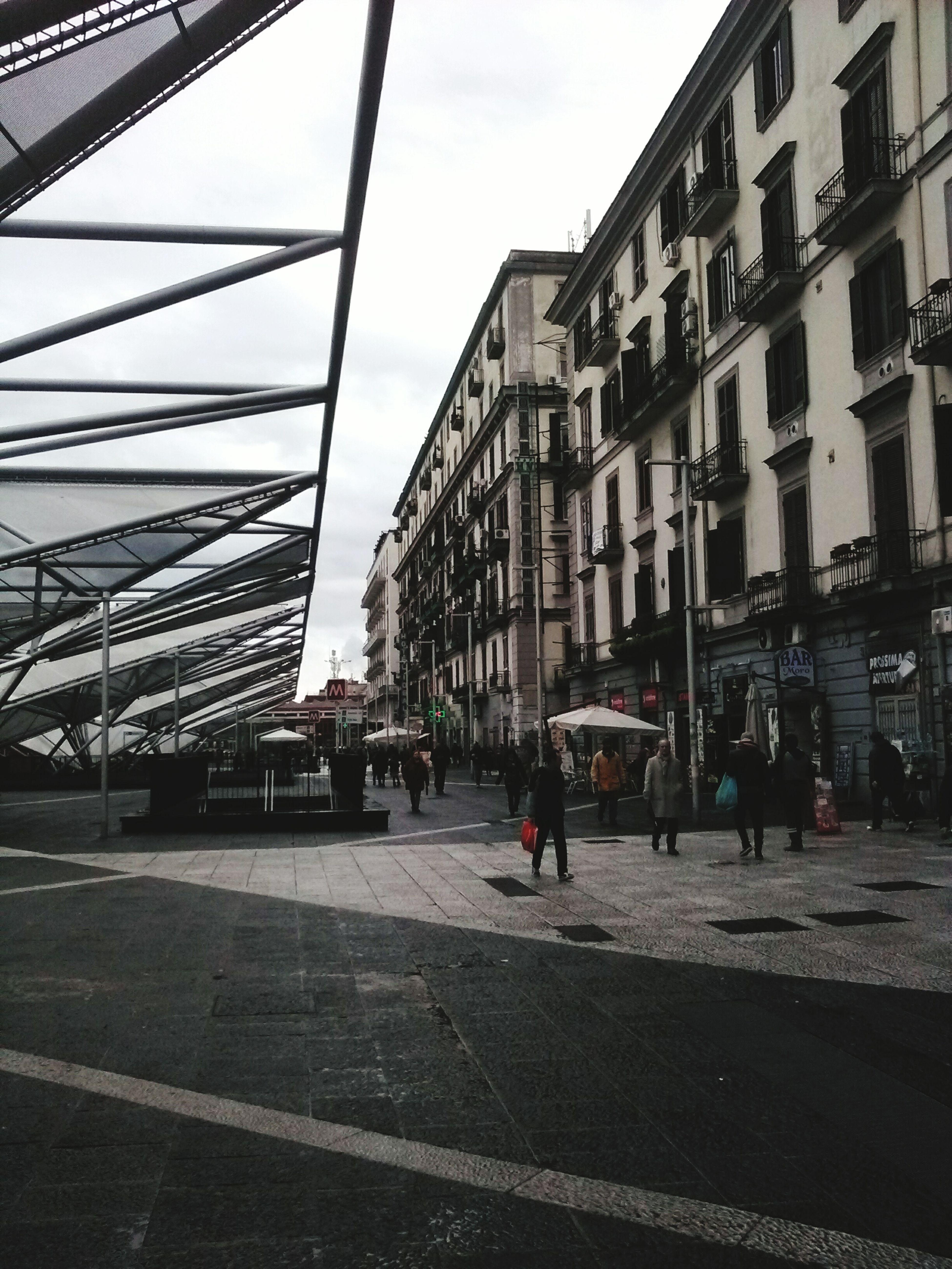 Napoli Piazza Garibaldi