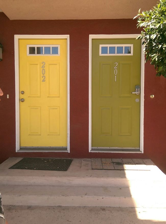 Check This Out Doors Whats Behind The Door?! Eyeemphoto Colors Unedited Photo Imperial Beach California USA Double Pair