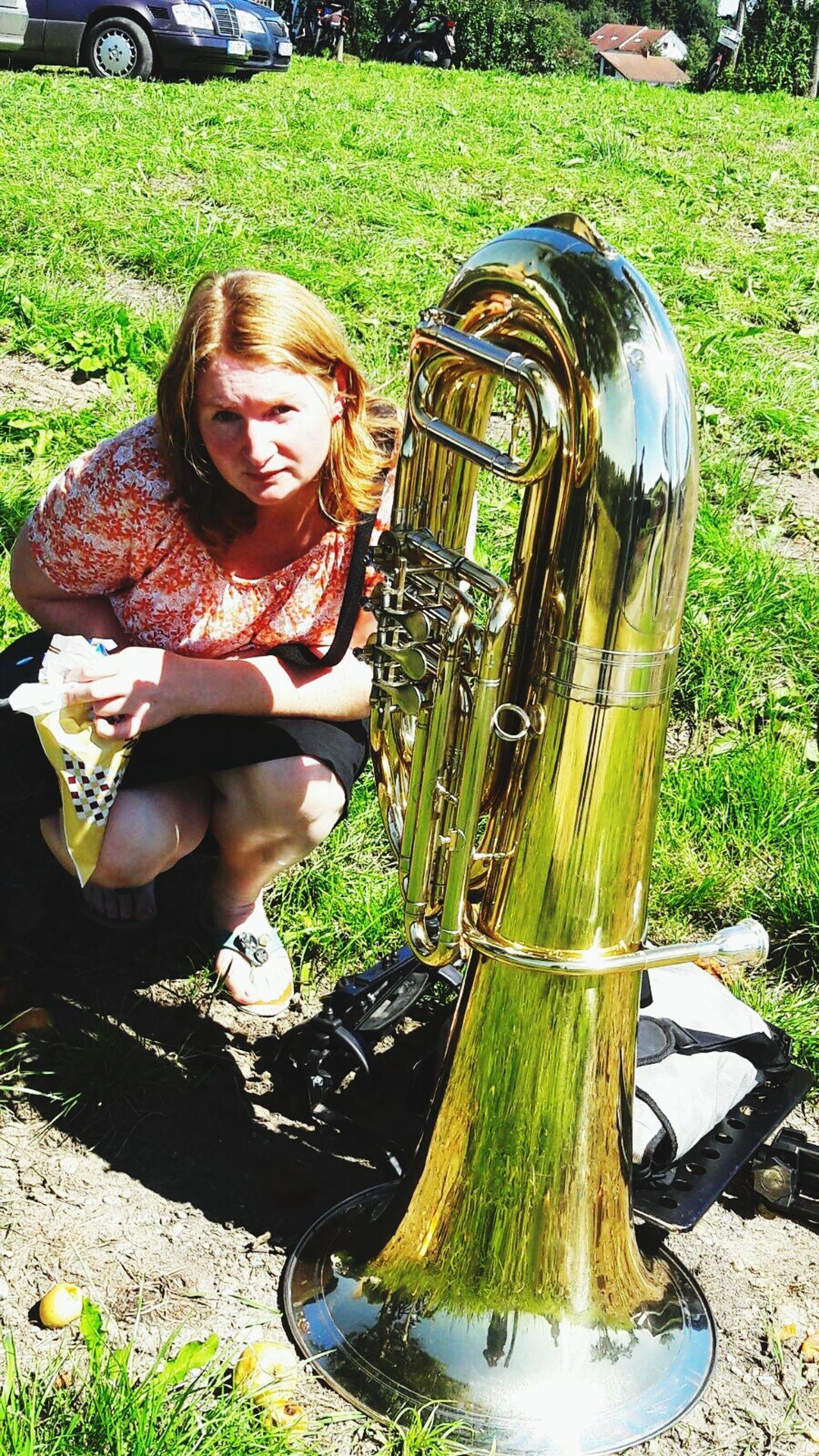 Music Brings Us Together Tuba