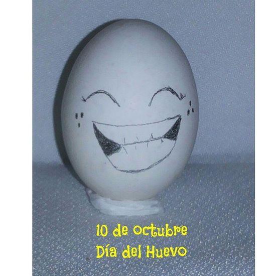 10 de octubre DÍA DEL HUEVO Huevo Egg October 10th EGG'S DAY Dia Day octubre october
