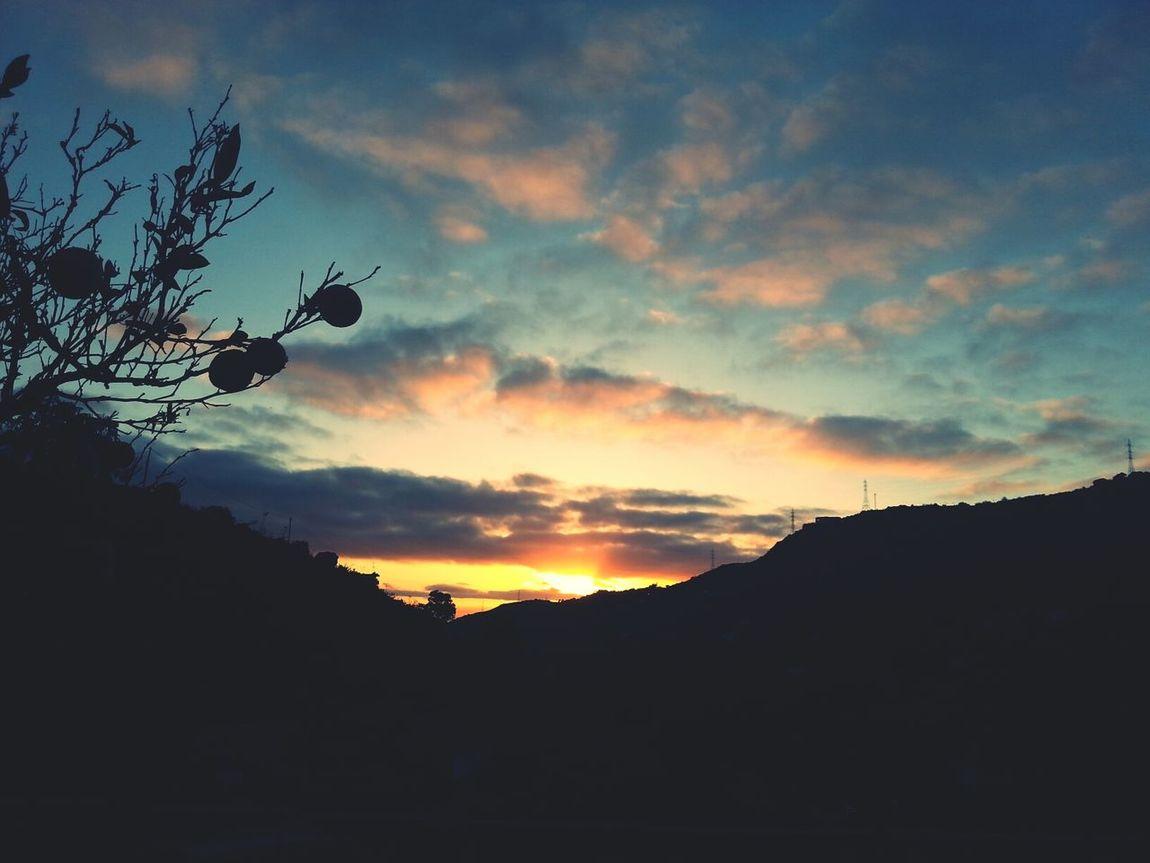 Precioso amanecer