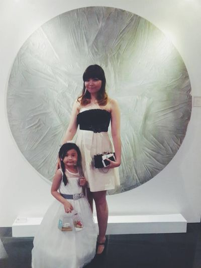 Me with my lil cousin. Indonesian Pretty KAWAII Sweet