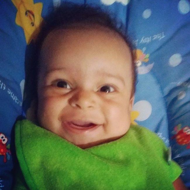 Javonte Blessed  GettingSoBig Grandson LoveHim
