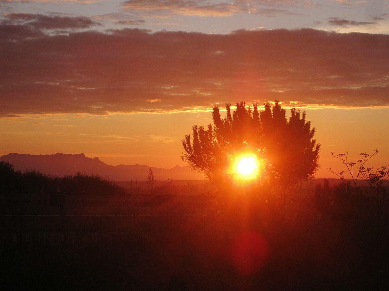 Sunrise_sunsets_aroundworld, Sunrise , El Camino De Santiago , CaminodeSantiago Fire Sunrise