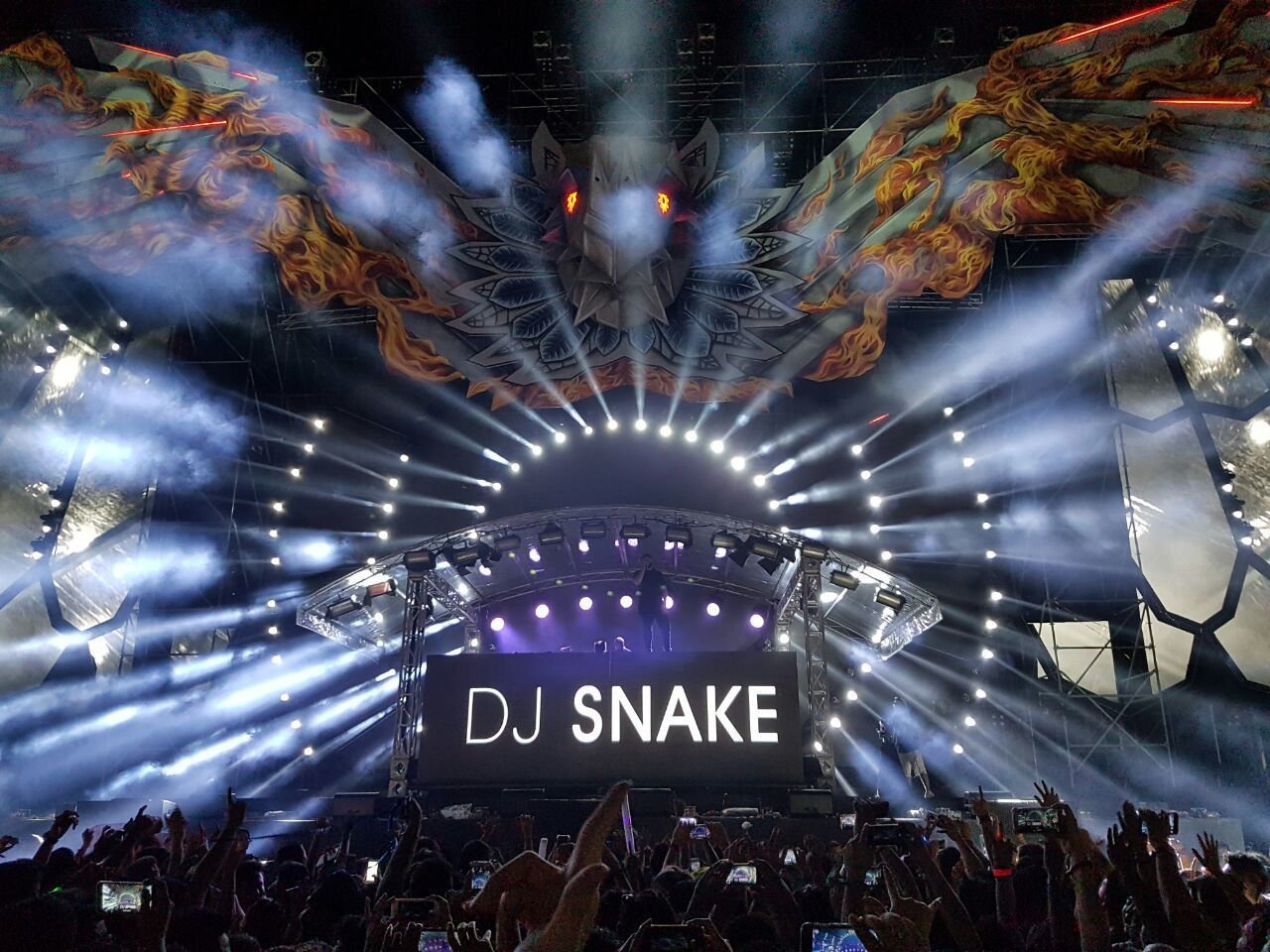 TakeoverMusic Musicfestival Raver Raveparty Djsnake DWP16 Djakarta Warehouse Project 2016