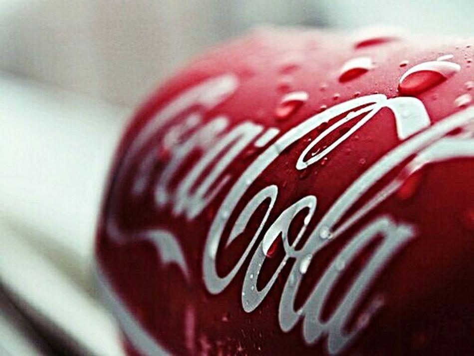 Drinking Coke Coca Cola Happiness