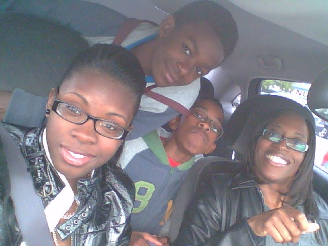 Lil Bro's Birthday :) Out With The Fam
