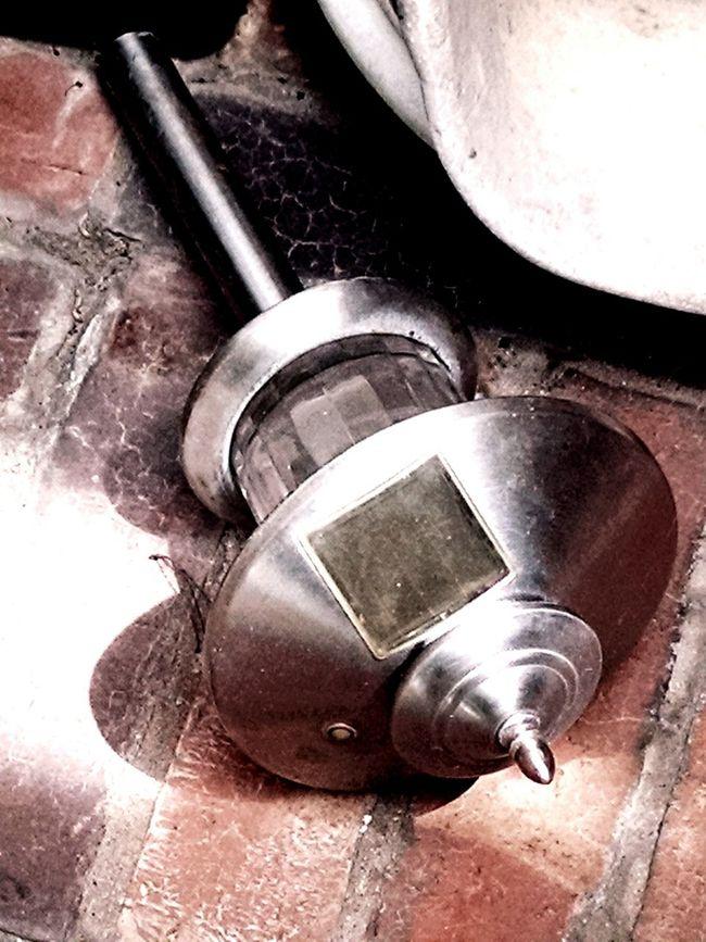 Solarlamp Designs Finitelife STAINLESSSTEEL + Cheapplastic EyeEm Gallery Object Photography