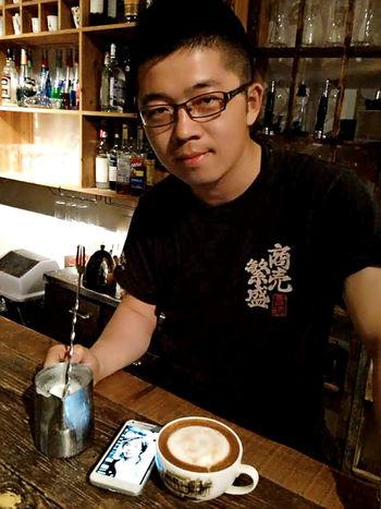 用心做咖啡 Chai Latte